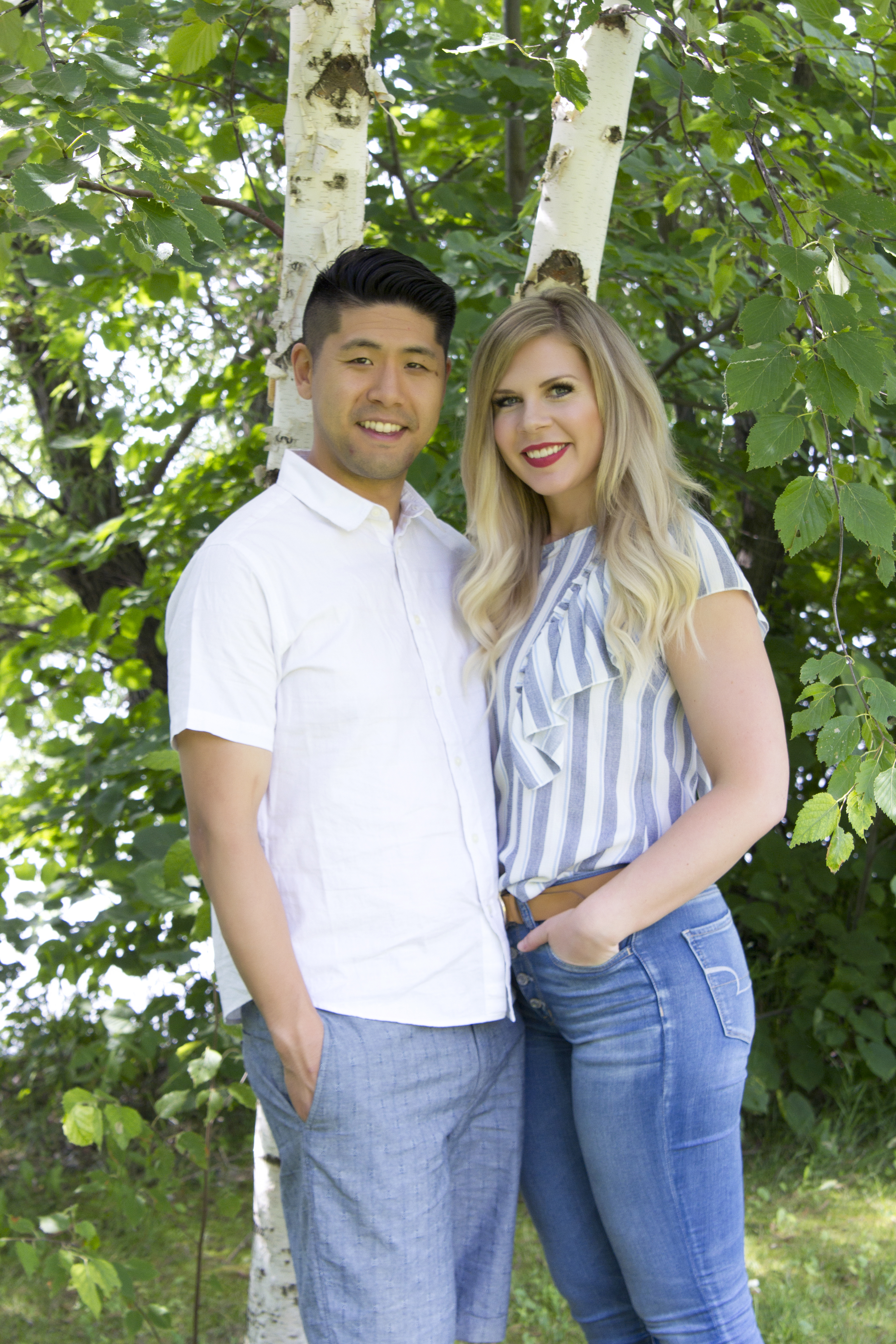 Physical therapists Dr. Won and Dr. Laura Yoo own and operate PRIME Physical Therapy together as a married couple.